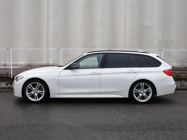 BMW BMW 320dツーリングMスポーツ新型iDrive衝突軽減ブレーキ