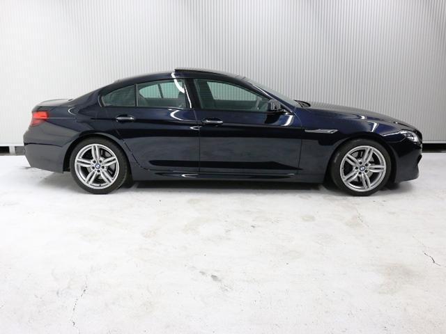BMW BMW 640iグランクーペ MスポーツLEDヘッドHDDナビ地デジ