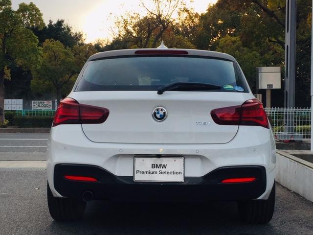 118i MスポーツEditionShadow登録済未使用車(9枚目)