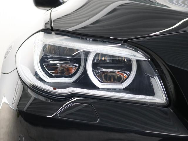 M5認定保証サンルーフLEDヘッドライト黒革右ハンドル(13枚目)