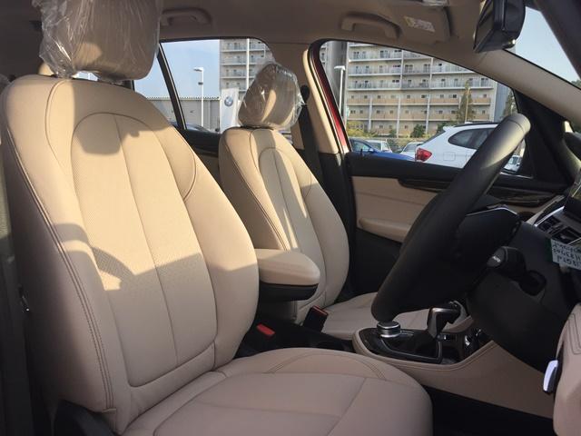 218dグランツアラーラグジュアリー白革ACCオートトランク(12枚目)