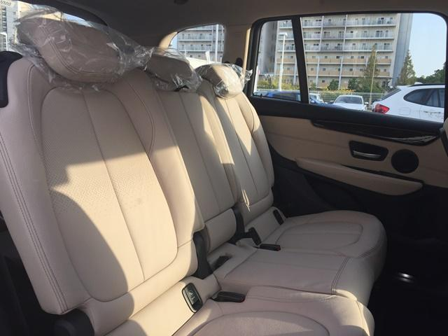 218dグランツアラーラグジュアリー白革ACCオートトランク(14枚目)