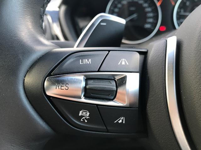 320iグランツーリスモ Mスポーツ アクティブクルーズコントロール ブラックレザーシート バックカメラ 電動リアゲート シートヒーター キセノンヘッドライト ストレージパッケージ 障害物センサー 衝突軽減ブレーキ 車線逸脱警告 F34(28枚目)