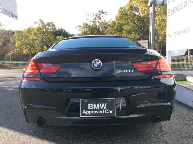 「BMW」「6シリーズ」「セダン」「兵庫県」の中古車40