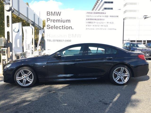 「BMW」「6シリーズ」「セダン」「兵庫県」の中古車62
