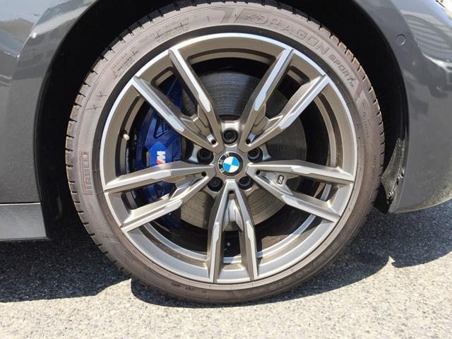 M340i xDrive 高速道路渋滞時ハンズ・オフ・アシスト オイスターレザー パーキングアシストプラス レーザーライト 19インチAW ハーマンカードンスピーカー ヘッドアップディスプレイ  衝突軽減ブレーキ G20(19枚目)