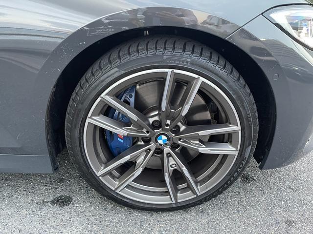 M340i xDrive 高速道路渋滞時ハンズ・オフ・アシスト オイスターレザー パーキングアシストプラス レーザーライト 19インチAW ハーマンカードンスピーカー ヘッドアップディスプレイ  衝突軽減ブレーキ G20(23枚目)