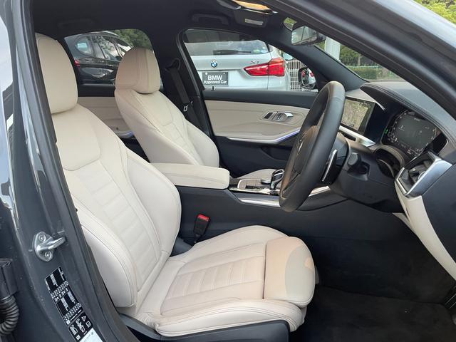 M340i xDrive 高速道路渋滞時ハンズ・オフ・アシスト オイスターレザー パーキングアシストプラス レーザーライト 19インチAW ハーマンカードンスピーカー ヘッドアップディスプレイ  衝突軽減ブレーキ G20(51枚目)