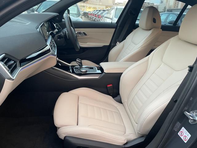M340i xDrive 高速道路渋滞時ハンズ・オフ・アシスト オイスターレザー パーキングアシストプラス レーザーライト 19インチAW ハーマンカードンスピーカー ヘッドアップディスプレイ  衝突軽減ブレーキ G20(55枚目)