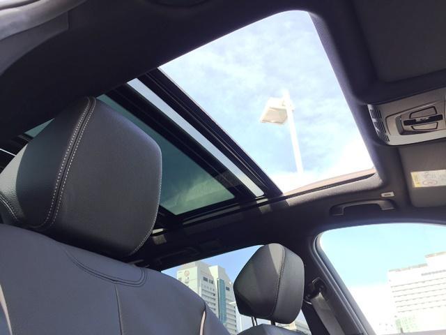 320iツーリング Mスポーツパッケージ 純正HDDナビ ワンオーナー アクティブクルーズコントロール 衝突被害軽減ブレーキ レーンチェンジウォーニング LEDヘッドライト 黒レザーシート ガラスサンルーフ Blurtooth(17枚目)