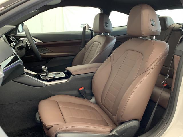 M440i xDriveクーペ ワンオーナー アクティブベンチレーション モカレザーシート BMWレーザーライト アダプティブMサスペンション Mブレーキ ヘッドアップディスプレイ ジェスチャーコントロール 地デジ ハーマンカードン(27枚目)