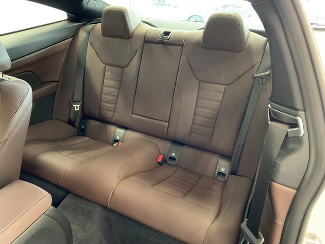 M440i xDriveクーペ ワンオーナー アクティブベンチレーション モカレザーシート BMWレーザーライト アダプティブMサスペンション Mブレーキ ヘッドアップディスプレイ ジェスチャーコントロール 地デジ ハーマンカードン(28枚目)