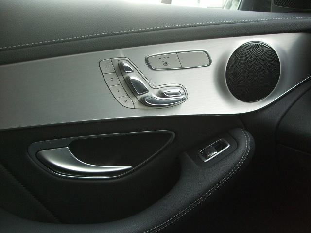 メルセデス・ベンツ M・ベンツ GLC200 スポーツHDディスプレイリヤシートヒーター