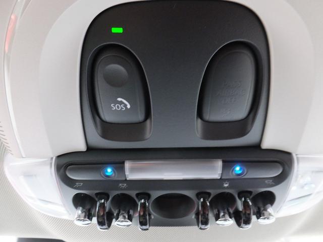クーパーS クロスオーバー  レザーシート 登録済み未使用車(15枚目)