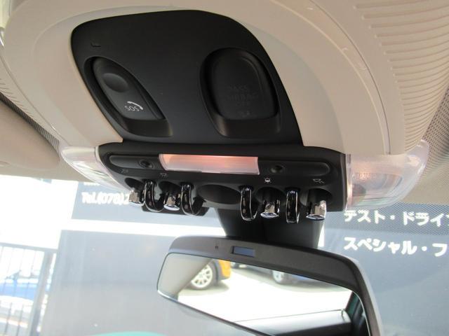クーパーS 60イヤーズエディション Rカメラ ACC(27枚目)