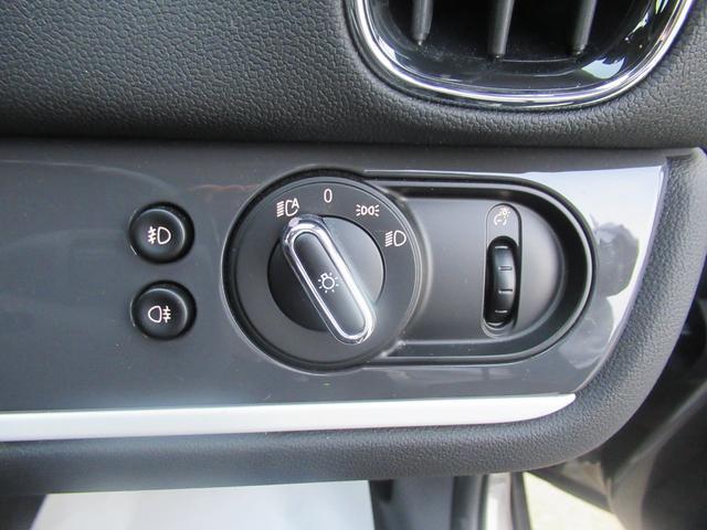 クーパーS クロスオーバー バックモニター&フロントリア障害物センサー HDDナビ 純正18インチアルミホイール ペッパーパッケージ AUX Bluetooth コンフォートアクセス(21枚目)