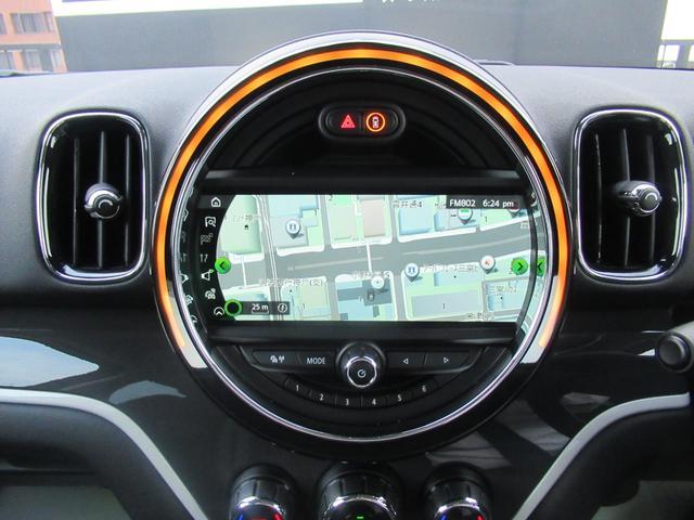 クーパーS クロスオーバー バックモニター&フロントリア障害物センサー HDDナビ 純正18インチアルミホイール ペッパーパッケージ AUX Bluetooth コンフォートアクセス(58枚目)
