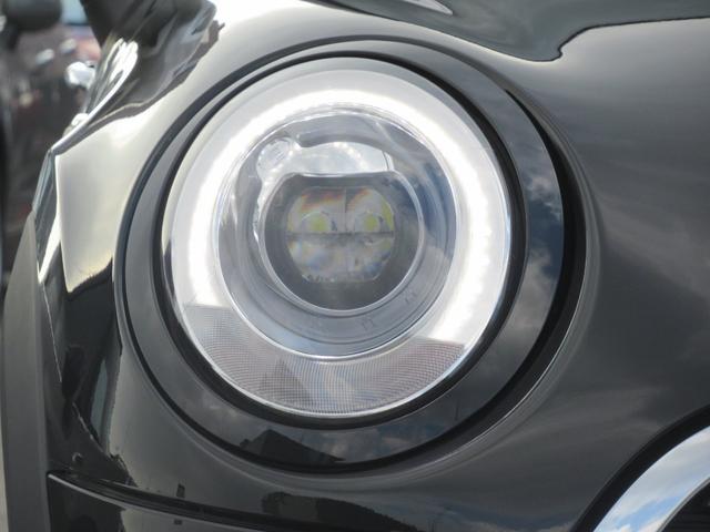 クーパーD ワンオーナー LEDヘッドライト ETC LEDライト AUX Bluetooth 15インチアルミホイール(7枚目)