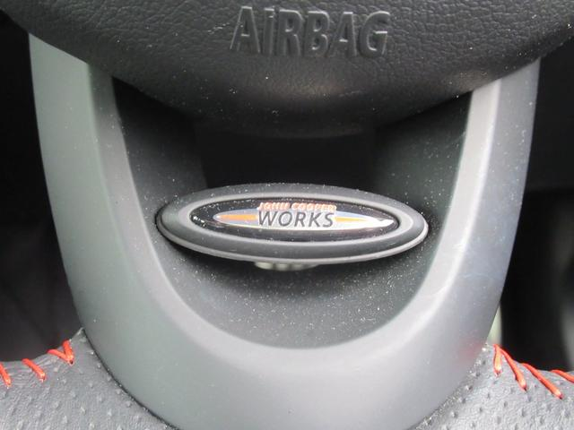 ジョンクーパーワークス クロスオーバー ブラックレザー スポーツシート シートヒーター 電動シート ブラックルーフ アクティブクルーズコントロール ヘッドアップディスプレイ 電動リアゲート 障害物センサー ランフラットタイヤ 19インチAW(32枚目)