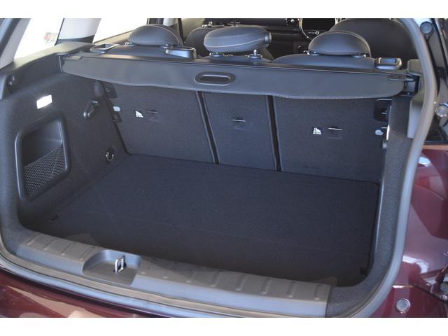 クーパーD クラブマン ペッパーパッケージ LEDパッケージ ドライビングアシスト アクティブクルーズコントロール 社外地デジTV ミラー内蔵型ETC 17AW リヤビューカメラ LEDディスプレイリング リヤ障害物センサー(17枚目)