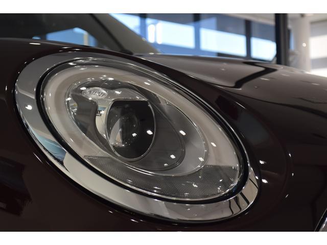 クーパーD クラブマン ペッパーパッケージ LEDパッケージ ドライビングアシスト アクティブクルーズコントロール 社外地デジTV ミラー内蔵型ETC 17AW リヤビューカメラ LEDディスプレイリング リヤ障害物センサー(59枚目)