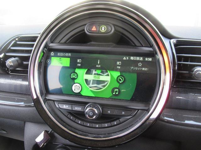 クラブマン バッキンガム クロスシート LEDヘッドライト ナビパッケージ 社外バックカメラ 純正HDDナビ 社外地デジ 純正16インチアルミホイール コンフォートアクセス ETC車載器(46枚目)