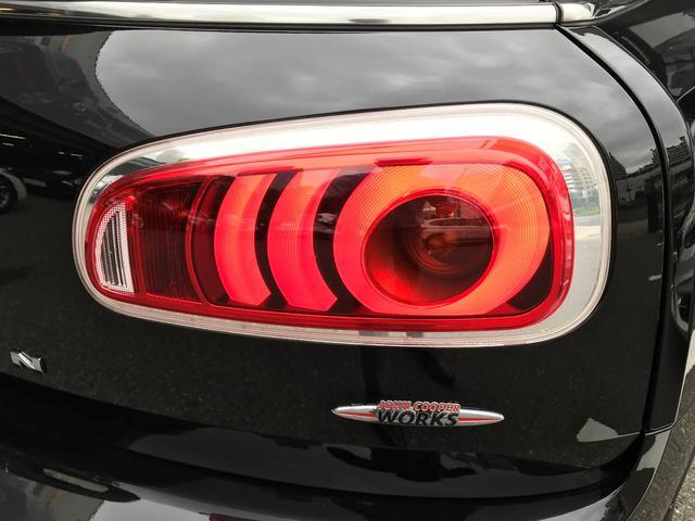 ジョンクーパーワークス クラブマン ダイナミカレザー シートヒーター アクティブクルーズコントロール ヘッドアップディスプレイ リアカメラ 障害物センサー ミラー内蔵型ETC LEDヘッドライト 19インチAW(22枚目)