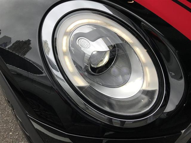 ジョンクーパーワークス クラブマン ダイナミカレザー シートヒーター アクティブクルーズコントロール ヘッドアップディスプレイ リアカメラ 障害物センサー ミラー内蔵型ETC LEDヘッドライト 19インチAW(26枚目)