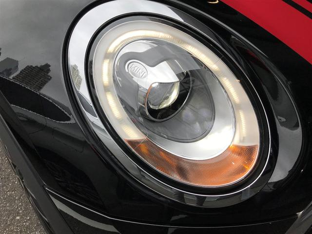 ジョンクーパーワークス クラブマン ダイナミカレザー シートヒーター アクティブクルーズコントロール ヘッドアップディスプレイ リアカメラ 障害物センサー ミラー内蔵型ETC LEDヘッドライト 19インチAW(27枚目)