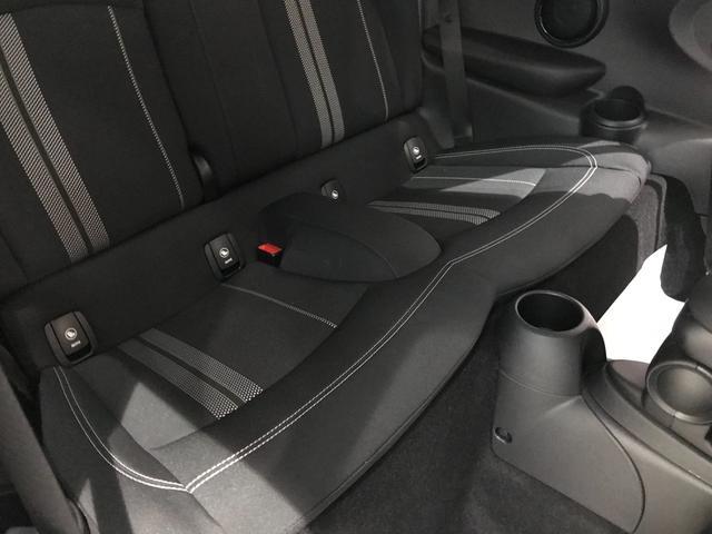 クーパーS オプション17インチAW デジタルPKG ペッパーPKG カメラPKG クロスシート シートヒーター ヘッドアップディスプレイ 社外地デジ アームレスト ホワイトルーフ インテリジェントセーフティ(13枚目)