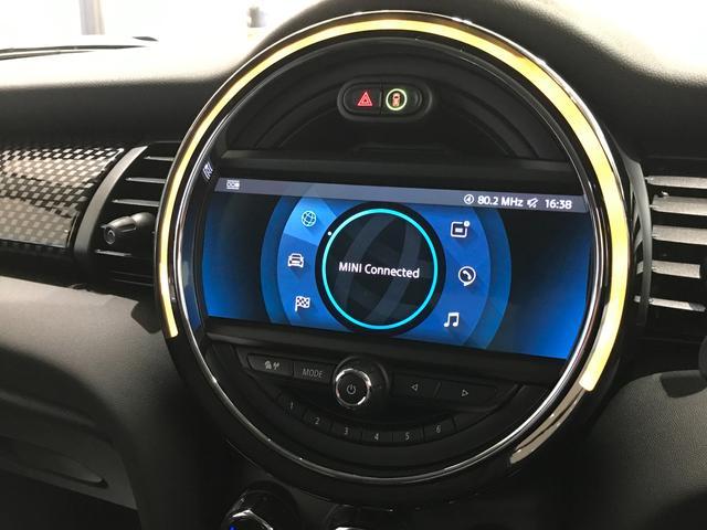 クーパーS オプション17インチAW デジタルPKG ペッパーPKG カメラPKG クロスシート シートヒーター ヘッドアップディスプレイ 社外地デジ アームレスト ホワイトルーフ インテリジェントセーフティ(37枚目)