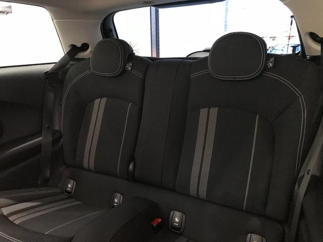 クーパーS オプション17インチAW デジタルPKG ペッパーPKG カメラPKG クロスシート シートヒーター ヘッドアップディスプレイ 社外地デジ アームレスト ホワイトルーフ インテリジェントセーフティ(51枚目)