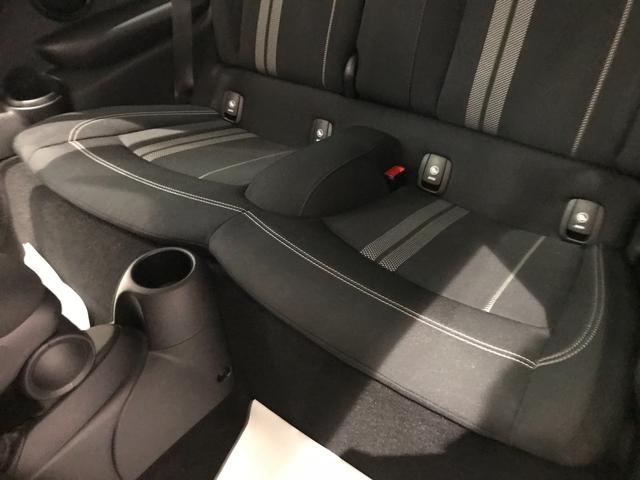 クーパーS オプション17インチAW デジタルPKG ペッパーPKG カメラPKG クロスシート シートヒーター ヘッドアップディスプレイ 社外地デジ アームレスト ホワイトルーフ インテリジェントセーフティ(52枚目)