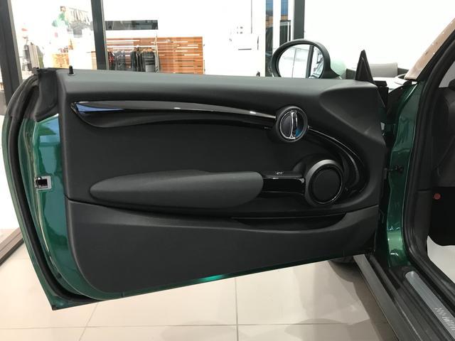 クーパーS オプション17インチAW デジタルPKG ペッパーPKG カメラPKG クロスシート シートヒーター ヘッドアップディスプレイ 社外地デジ アームレスト ホワイトルーフ インテリジェントセーフティ(57枚目)
