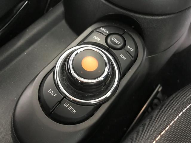 クーパーD 弊社デモカー ペッパーPKG カメラPKG コンフォートアクセス 前後障害物センサー リアカメラ LEDヘッドライト 純正HDDタッチナビ ETC車載器 15インチAW(23枚目)