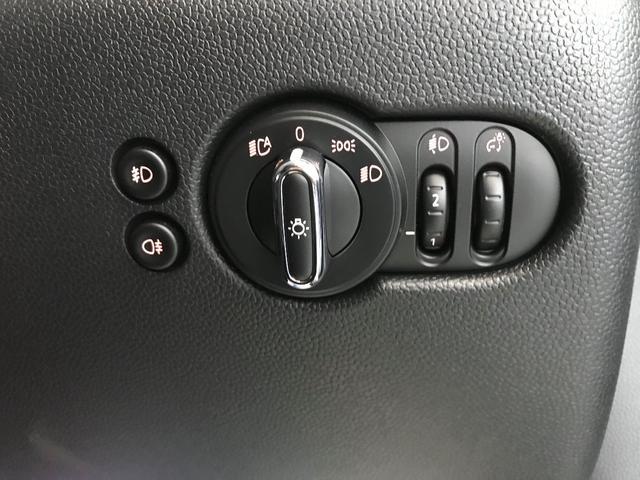 クーパーD 弊社デモカー ペッパーPKG カメラPKG コンフォートアクセス 前後障害物センサー リアカメラ LEDヘッドライト 純正HDDタッチナビ ETC車載器 15インチAW(27枚目)