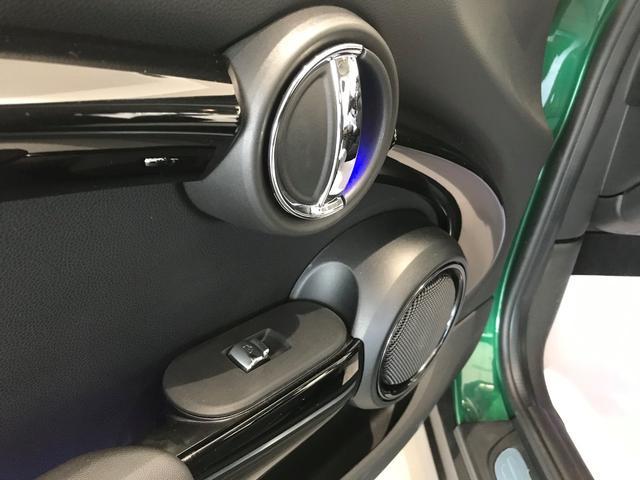 クーパーD 弊社デモカー ペッパーPKG カメラPKG コンフォートアクセス 前後障害物センサー リアカメラ LEDヘッドライト 純正HDDタッチナビ ETC車載器 15インチAW(58枚目)