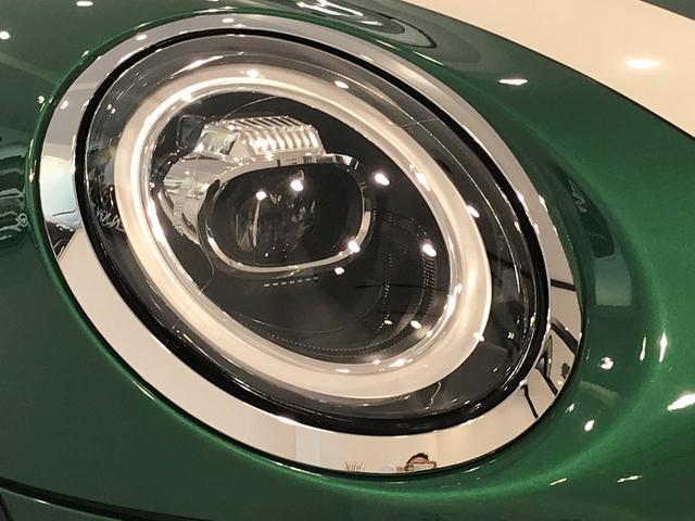 クーパーD 弊社デモカー ペッパーPKG カメラPKG コンフォートアクセス 前後障害物センサー リアカメラ LEDヘッドライト 純正HDDタッチナビ ETC車載器 15インチAW(59枚目)