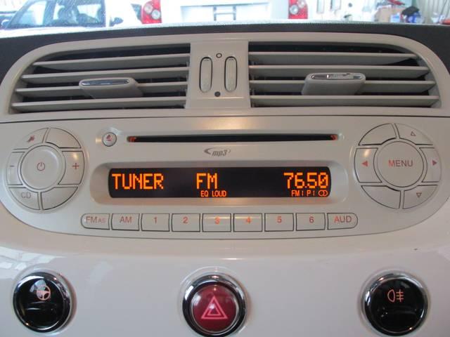 フィアット フィアット 500 1.2 8V ポップ HID BORBET ETC