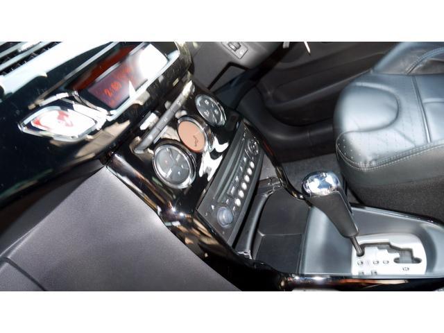 シック オプションレザーパッケージ ワンオーナー 純正アルミホイール ボイスガイド式ETC 禁煙車 キーレスエントリーシステム 電動格納ミラー イモビライザ ツートンカラーボディ タイミングチェーン駆動(76枚目)