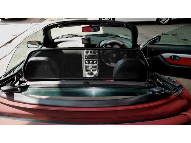 135 80thアニバーサリーSE MGファイナルモデル 特別限定車 禁煙車 キーレスエントリー 16インチアルミホイール ETC ナビ TV オープン シリアルナンバー付き 屋内保管車(15枚目)