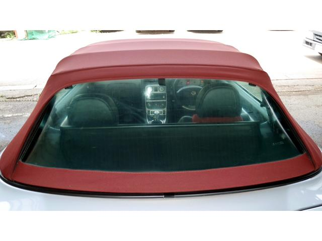 135 80thアニバーサリーSE MGファイナルモデル 特別限定車 禁煙車 キーレスエントリー 16インチアルミホイール ETC ナビ TV オープン シリアルナンバー付き 屋内保管車(45枚目)