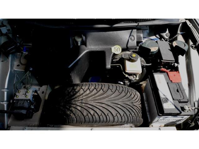135 80thアニバーサリーSE MGファイナルモデル 特別限定車 禁煙車 キーレスエントリー 16インチアルミホイール ETC ナビ TV オープン シリアルナンバー付き 屋内保管車(73枚目)