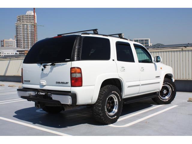 「シボレー」「シボレー タホ」「SUV・クロカン」「兵庫県」の中古車2