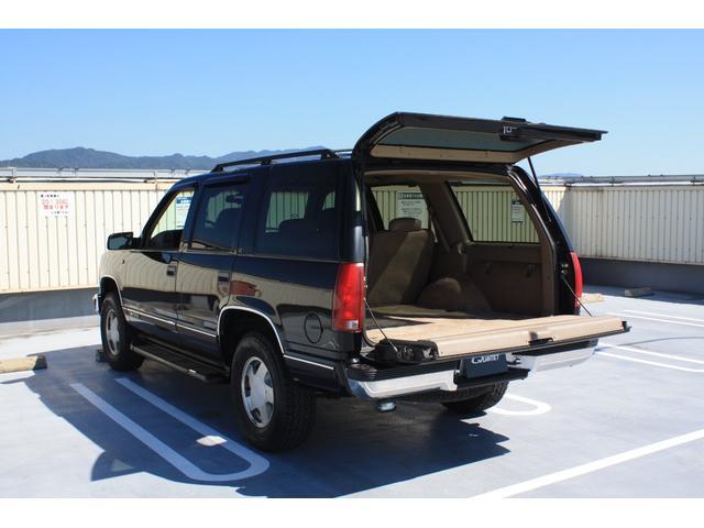 「シボレー」「シボレー タホ」「SUV・クロカン」「兵庫県」の中古車9