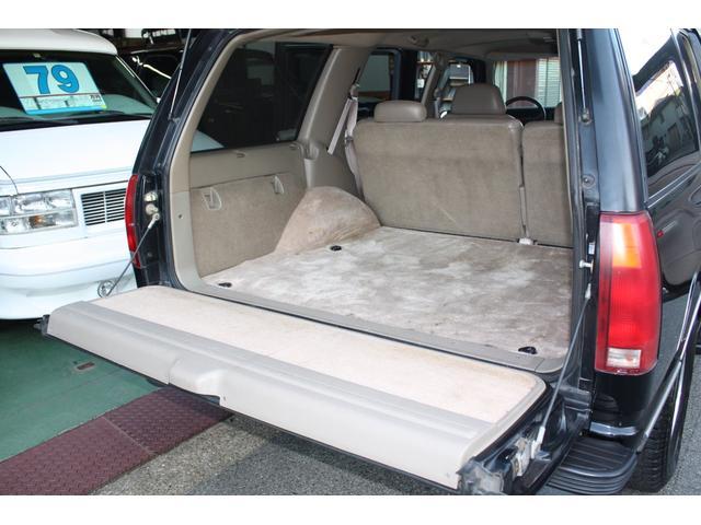 「シボレー」「シボレー タホ」「SUV・クロカン」「兵庫県」の中古車58