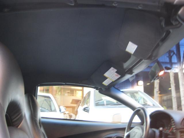 シボレー シボレー コルベット コンバーチブル2000年モデル 禁煙車 記録簿 革シート