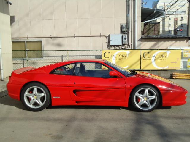 「フェラーリ」「フェラーリ 355F1」「クーペ」「大阪府」の中古車4