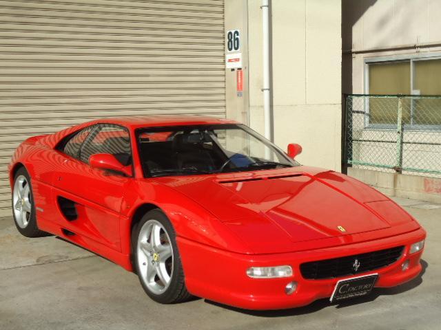 「フェラーリ」「フェラーリ 355F1」「クーペ」「大阪府」の中古車6