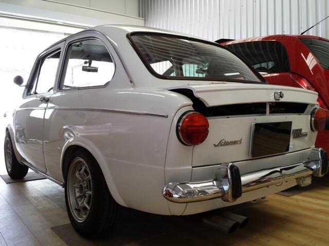 フィアット フィアット 850 Special Carrozzeria Scioneri